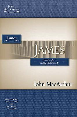 Image for James (MacArthur Bible Studies)