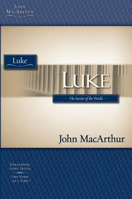 Image for Luke ( MacArthur Bible Study Guides )