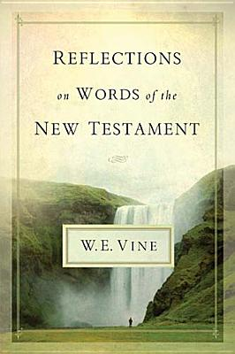 Image for Reflections on Words of the New Testament