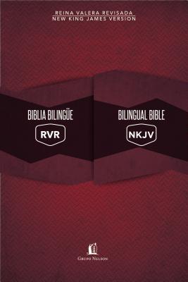 Image for Biblia bilingüe  Reina Valera Revisada / New King James (Spanish Edition)