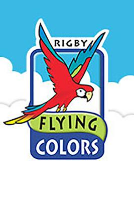 Image for Rigby Flying Colors: Teacher's Handbook Turquoise 2007