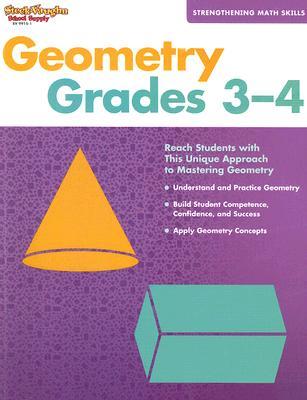 Image for Strengthening Math Skills: Geometry: Reproducible Grades 3-4