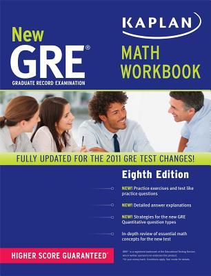New GRE Math Workbook (Kaplan GRE Math Workbook), Kaplan