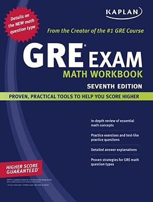 Kaplan GRE Exam Math Workbook, Kaplan