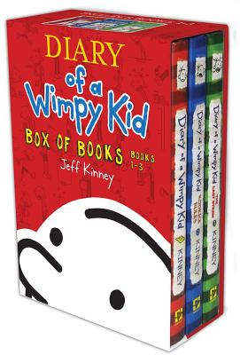 Image for Diary of a Wimpy Kid: Diary of a Wimpy Kid / Rodrick Rules / the Last Straw