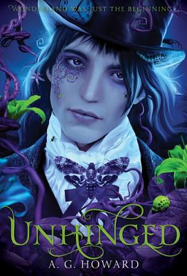 Image for Unhinged (Splintered Series #2): Splintered Book Two