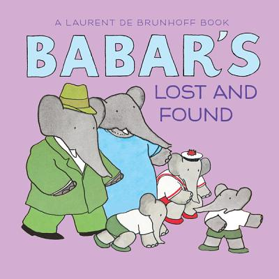 Babar's Lost and Found, Laurent de Brunhoff