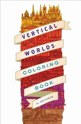 Image for Vertical Worlds Coloring Book
