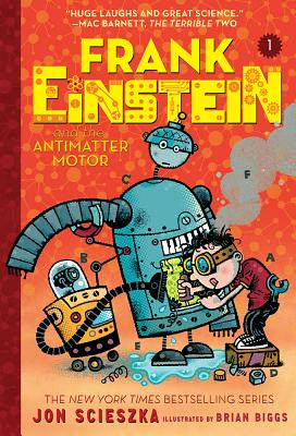Image for Frank Einstein and the Antimatter Motor (Frank Einstein series #1): Book One