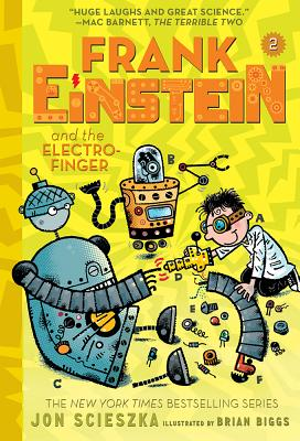 Image for Frank Einstein and the Electro-Finger (Frank Einstein series #2): Book Two