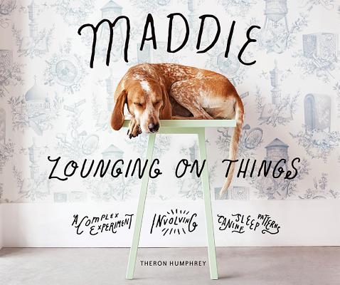 Image for Maddie Lounging On Things