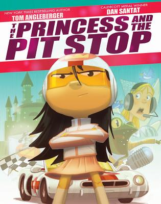 Image for PRINCESS AND THE PIT STOP