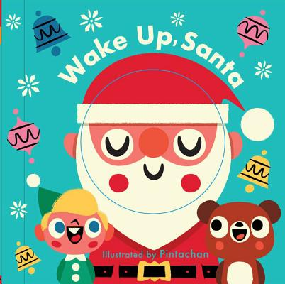 Image for Wake Up, Santa! (A Changing Faces Book)