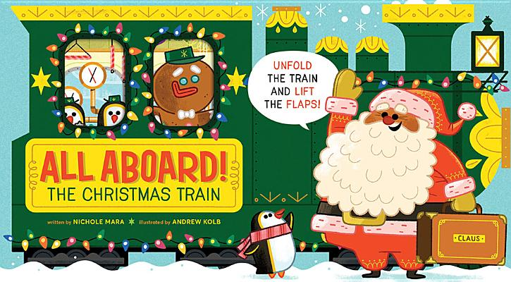 Image for All Aboard! The Christmas Train