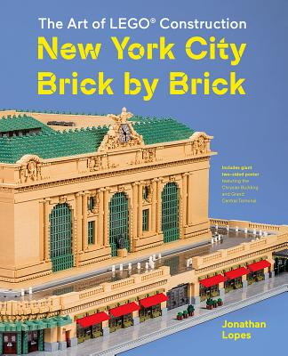 Image for ART OF LEGO CONSTRUCTION, THE: NEW YORK CITY BRICK BY BRICK