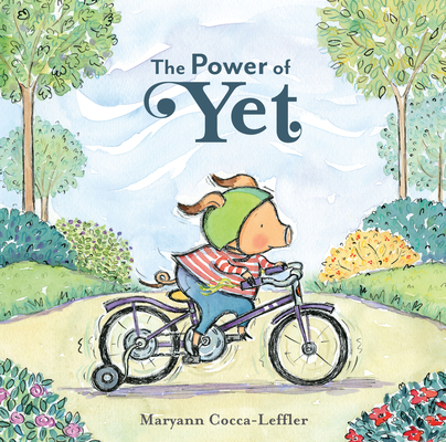 Image for POWER OF YET