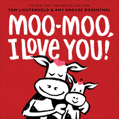 Image for MOO-MOO, I LOVE YOU!