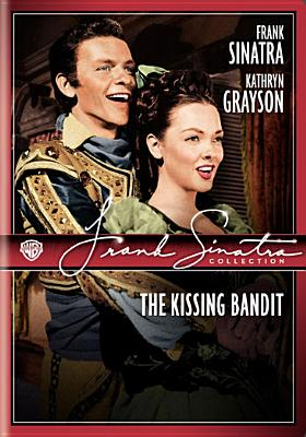 Image for The Kissing Bandit