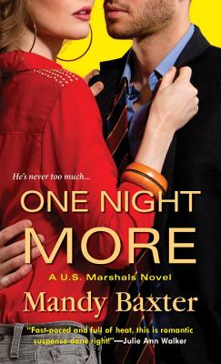 Image for One Night More (A US Marshals Novel)