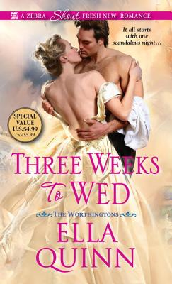 Image for Three Weeks To Wed