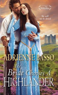 Image for The Bride Chooses a Highlander (The McKennas)