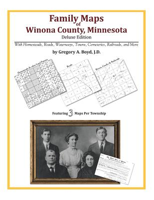 Image for Family Maps of Winona County, Minnesota