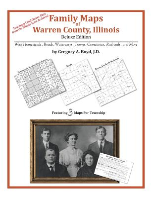 Image for Family Maps of Warren County, Illinois