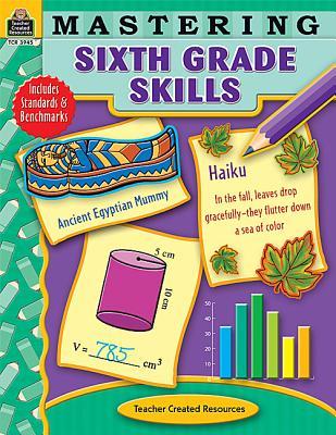 Image for Mastering Sixth Grade Skills (Mastering Skills)
