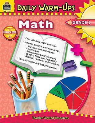 Image for Daily Warm-Ups: Math, Grade 1: Math, Grade 1