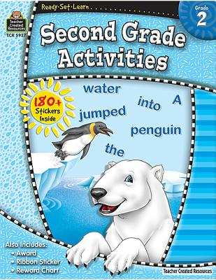 Image for Ready-Set-Learn: Second Grade Activities
