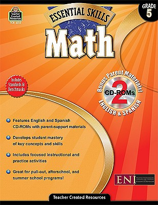 Image for Essential Skills: Math Grd 5