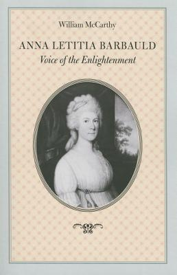 Image for Anna Letitia Barbauld: Voice of the Enlightenment