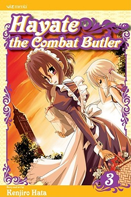 Image for 3 Hayate the Combat Butler