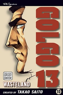 Golgo 13, Vol. 10, Saito, Takao