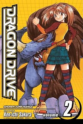 Image for Dragon Drive, Vol. 2