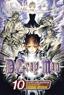 D.Gray-Man, Vol. 10, Katsura Hoshino