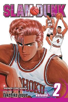 Slam Dunk, Vol. 2 (Slam Dunk (Viz)), Takehiko Inoue