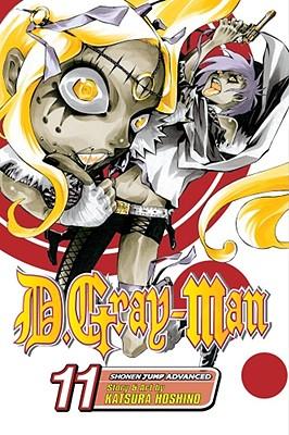 D. Gray-Man, Vol. 11 (D.Gray-Man) (v. 11), Katsura Hoshino