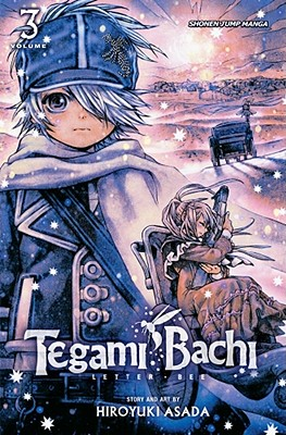 Tegami Bachi: Letter Bee, Vol. 3, Hiroyuki Asada