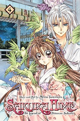 Image for Sakura Hime: The Legend of Princess Sakura, Vol. 4