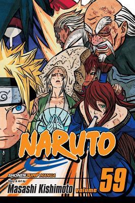 Image for NARUTO Volume 59