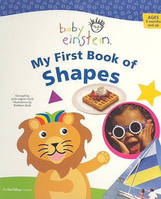 Image for Baby Einstein: My First Book of Shapes