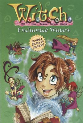 "W.I.T.C.H. #25: Enchanted Waters (Novelization), ""Alfonsi, Alice"""
