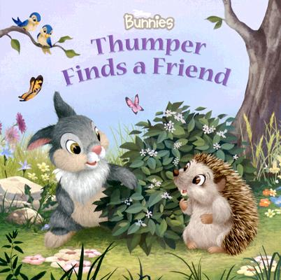 Image for Disney Bunnies: Thumper Finds a Friend