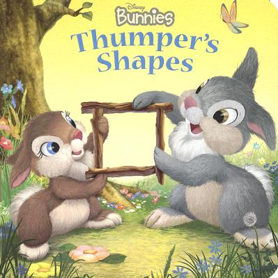 Image for Disney Bunnies Thumper's Shapes