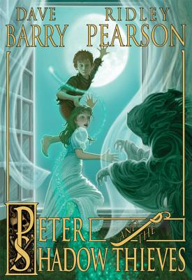 Peter and the Shadow Thieves, Dave Berry Ridley Pearson