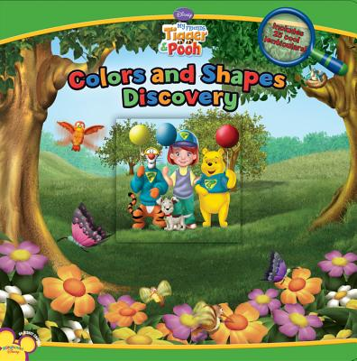 Image for My Friends Tigger and Pooh: Colors and Shapes Discover