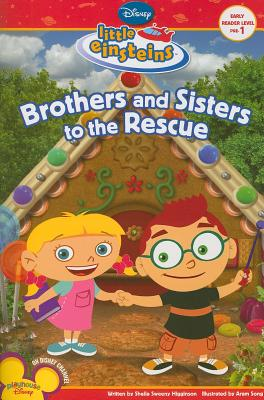 Image for Disney's Little Einsteins: Brothers & Sisters to the Rescue (Disney Early Readers)
