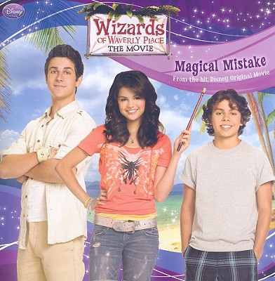 MAGICAL MISTAKE WIZARDS OF WAVERLY PLACE #002, BERGEN, LARA