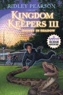 Kingdom Keepers III: Disney in Shadow, Ridley Pearson